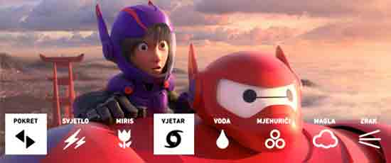 FILM: EKIPA ZA 6 – 3D 4DX (BIG HERO 6 – 3D 4DX), animirani [osvrt Tihoni Brčić]