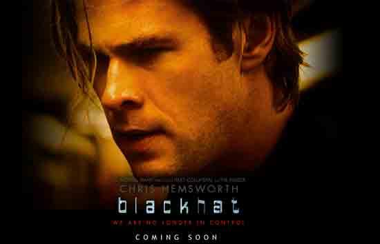 Blackhat - Poster ; Ustupio Blitz
