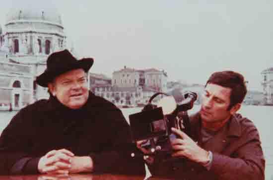 DHF 2015: Nepoznate fotografije Orsona Wellesa, Jeanne Moreau, Relje Bašića…
