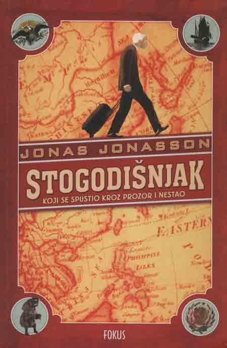 Knjiga: 'Stogodišnjak koji se spustio kroz prozor i nestao' Jonasa Jonassona o smiješnoj strani povijesti