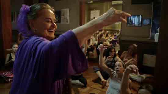Dokumentarni film 'Ples s Marijom' u hrvatskim kinima
