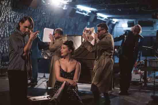 Premijera predstave 'Kabaret Tamne Zvijezde' u Teatru &TD