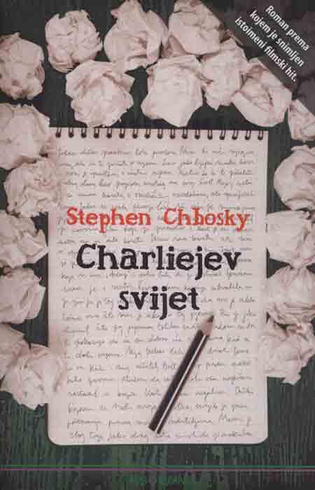 Knjiga: 'Charliejev svijet' Stephena Chboskyja o introvertiranom tinejdžeru