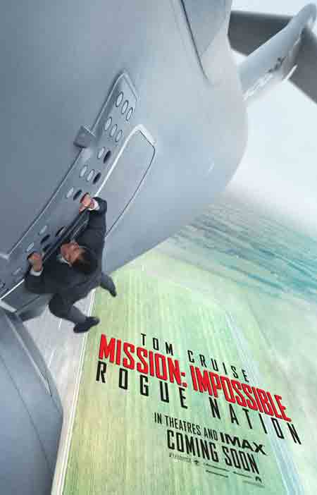 MI5 - Poster ; Ustupio Blitz