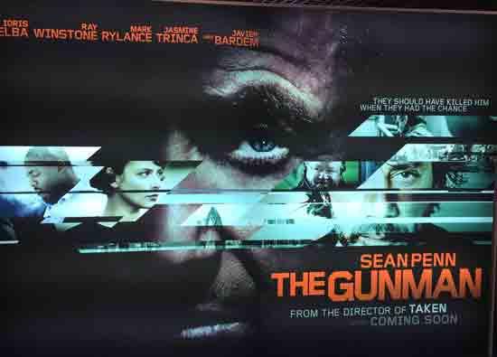 Novo u hrvatskim kinima od 26.03.15.: Gunman, Gospodin Turner, Kod kuće 3D, Bijeli Bog, Inferno i Bit ćemo prvaci svijeta