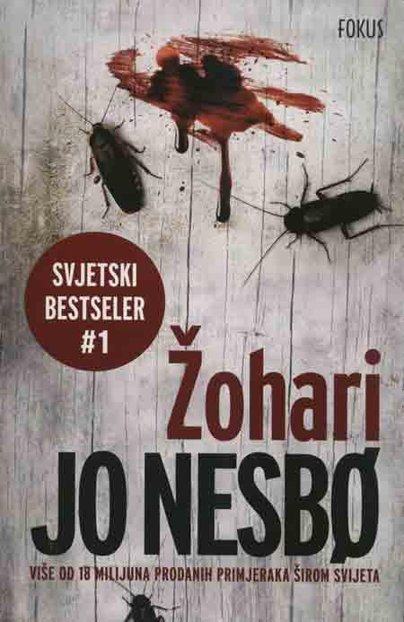 Knjiga: 'Žohari' Joa Nesbøa istraga ubojstva norveškog veleposlanika u Bangkoku