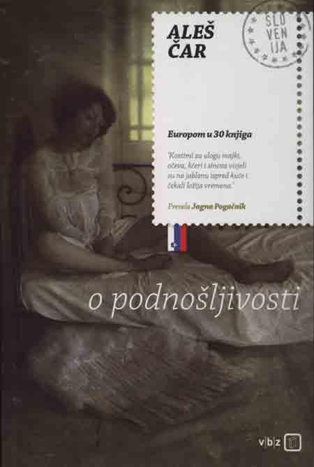 Knjiga: 'O podnošljivosti' Aleša Čara prati tri generacije jedne slovenske obitelji