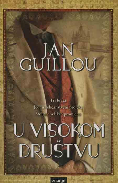 Knjiga: 'U visokom društvu' Jana Guilloua o velikom projekt u stoljeću velikih promjena