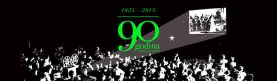 Proslava 90. rođendana Kina Europa