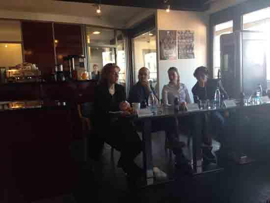 Zadnja premiera v tej sezoni 'Menjava straže' – Press konferencija