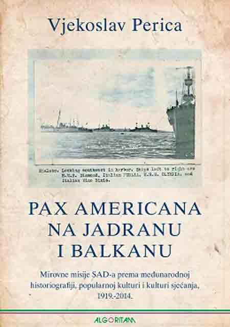 Promocija knjige 'Pax Americana na Jadranu i Balkanu' na Kliofestu