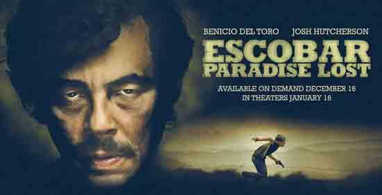 Novo u hrvatskim kinima od 30.04.15.: Escobar – pakleni raj, Potraga za mladoženjom i Osvetnici 2 – Vladavina Ultrona