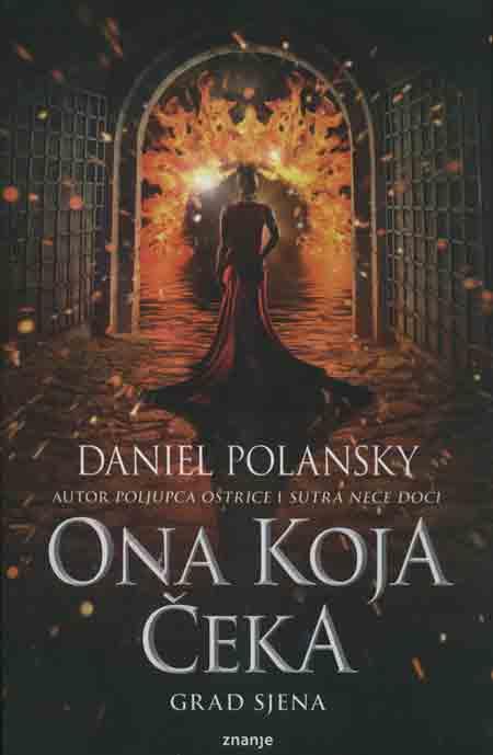 Knjiga: 'Ona koja čeka – Grad sjena' Daniela Polanskyog fantasy krimić za žanrovske fanove