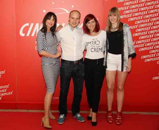 Održana premijera slovenskog filma ' Uloga za Emu' u kinu Cineplexx Centar Kaptol
