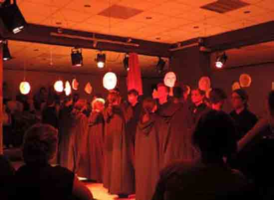 Festival kršćanskog kazališta 2017: Predstave