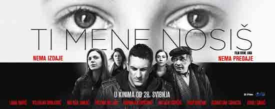Obiteljsko filmovanje u Kinu Metropolis MSU u Zagrebu
