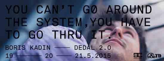 Premijera preformansa 'Dedal 2.0' u Teatru &TD