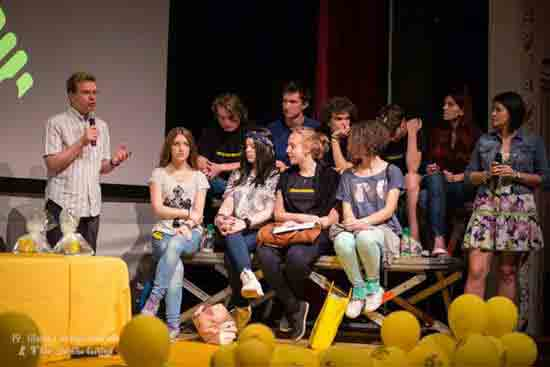 20. Filmska revija mladeži i 8. Four River Film Festival: 'Žuta zastava' – Nagrada za doprinos nenasilju na filmu