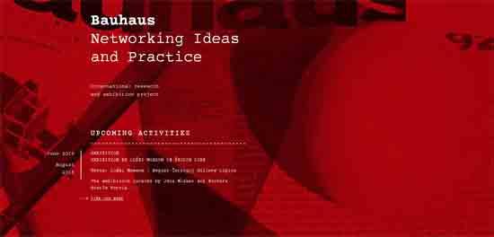 Izložba 'Bauhaus' u MSU-i