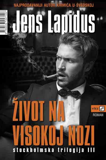 Svjetska književna senzacija Jens Lapidus u Zagrebu