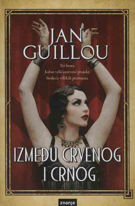 Knjiga: 'Između crvenog i crnog' Jana Guilloua