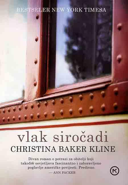 Knjiga: 'Vlak siročadi' Christine Baker Kline o jednom istinitom događaju