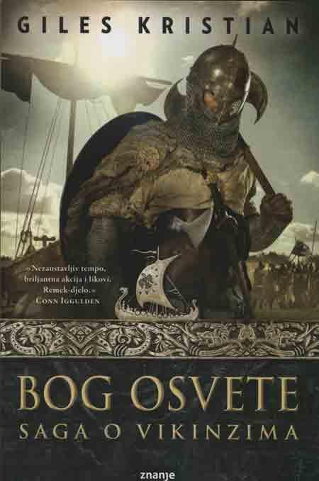 Knjiga: 'Bog osvete' Gilesa Kristiana saga je o Vikinzima