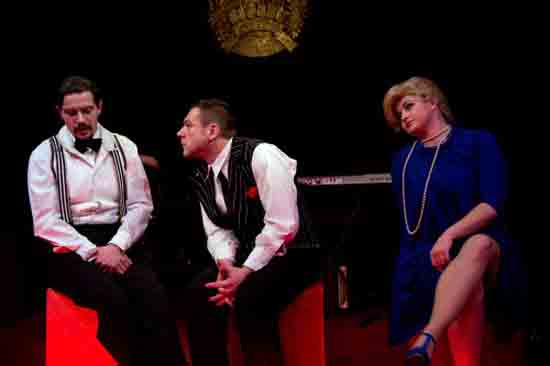 Kazališna premijera: (B)luzeri narodnjaci Cabaret Chishche Lishche