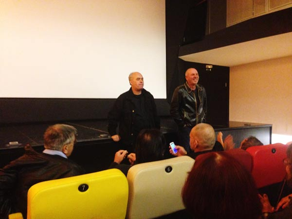 Zlatna vrata - premijera filma 'Martinac'. Foto: VJB.