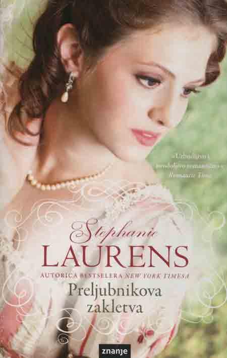 Knjiga: 'Preljubnikova zakletva' Stephanie Laurens o senzualna i neodoljiva ljubavna priča