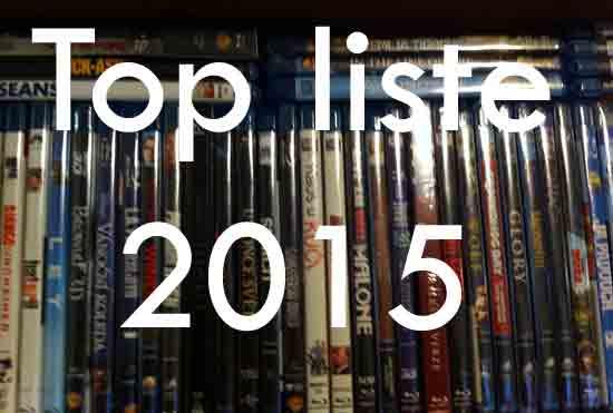 Top liste 2015