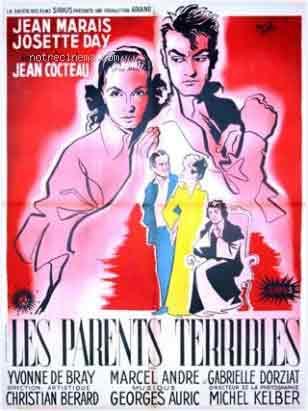 HNK ST – Projekcija filma Jeana Cocteaua Strašni roditelji uoči kazališne premijere