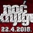 """[ 22/04/2016; ] 'Centar svita' za Noć knjige je Rockmark Na Dan hrvatske knjige, a uoči Svjetskog dana knjige i autorskih prava, u petak 22. travnja održava se Noć knjige. Boris Hrepić, nekadašnji basist Daleke obale, te glasni i na jeziku britki Ivo Anić, predstavit će u Rockmarku od 18 sati svoje nove knjige. """"Dragi prijatelji, pozivamo vas na druženje u [...]"""