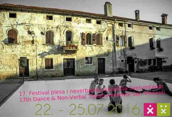 17. Festival plesa i neverbalnog kazališta Svetvinčenat