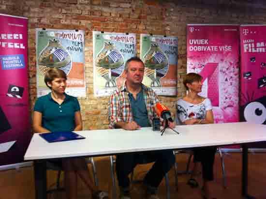 Motovun 2016: Press konferencija u Laubi