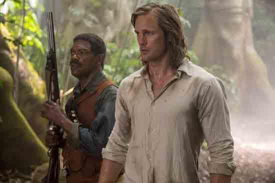 Legenda o Tarzanu ; Ustupio CineStar