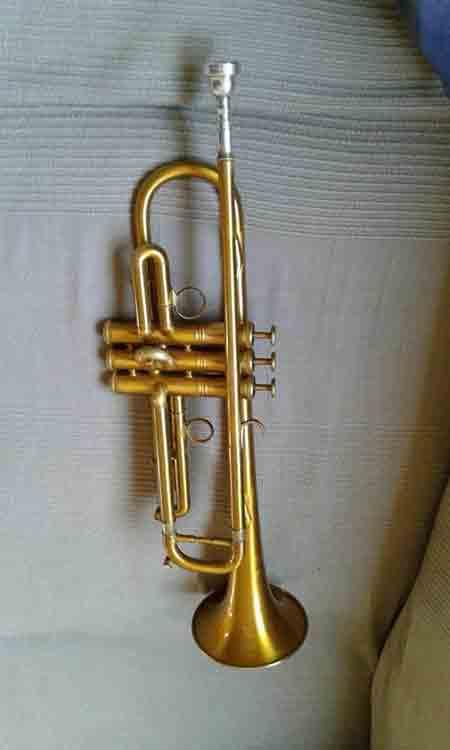Ukradena skupocjena truba trubača Postolara Trippera