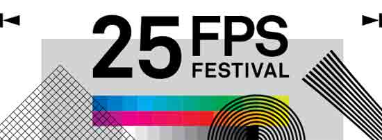 25 FPS 2016 - Logo