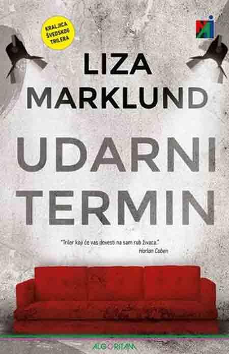 Knjiga: 'Udarni termin' Lize Marklund o ubojstvu na televiziji