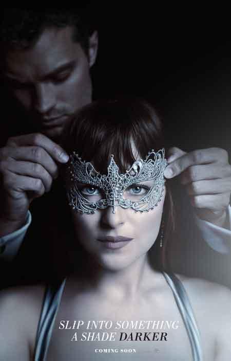 Predstavljen trailer erotske drame 'Pedeset nijansi mračniji'