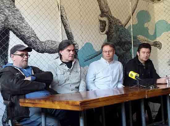 Položaj rock glazbe u kulturnoj politici Republike Hrvatske – Press konferencija