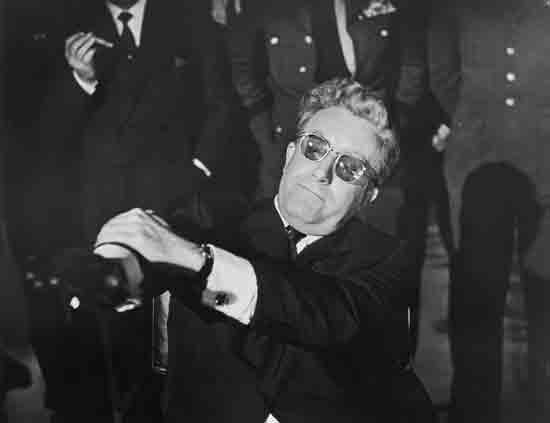 Crnohumorna komedija 'Dr. Strangelove' u kinu Europa