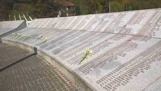 Srebrenica ; Ustupio NŠT