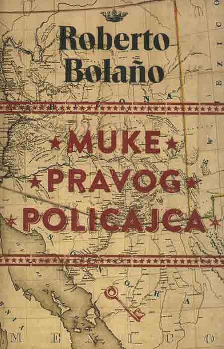 Naslovnica knjige 'Muke pravog policajca'
