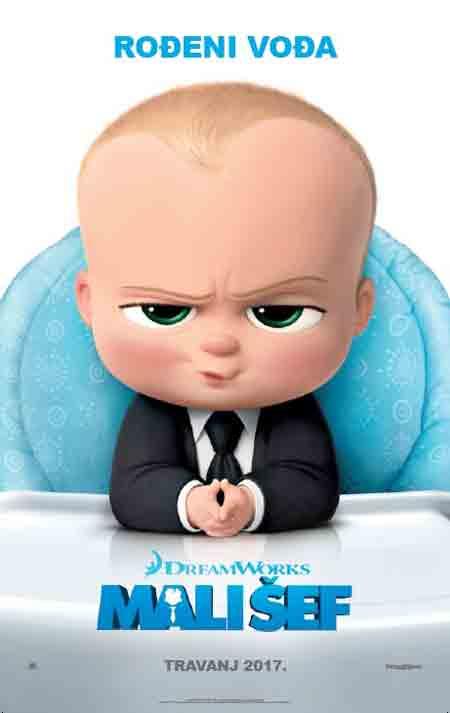 Predstavljen trailer animiranog filma 'Mali šef'