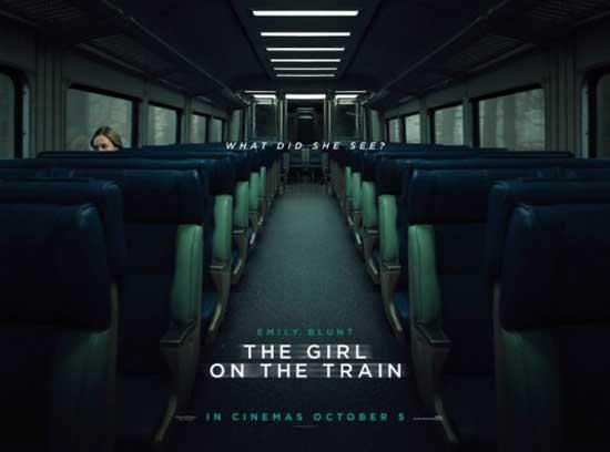 Djevojka u vlaku - Poster ; Ustupio Blitz