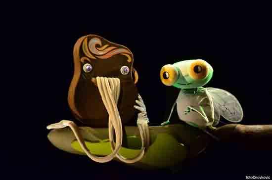 Cvrčak i mravi ; Ustupio ZKL, Foto Ines Novković