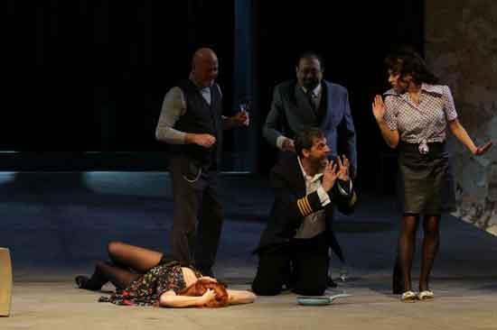 Premijera komedija 'La locandiera / Gostioničarka Mirandolina' u riječkom HNK-u