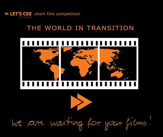 LET'S CEE Short Film Competition 2017: We are waiting for your Films