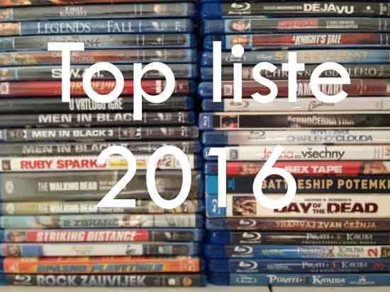 Top liste 2016